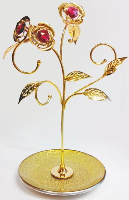 Подставка для украшений Swarovski Розы