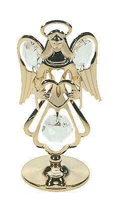 Фигурка декоративная сваровски Ангелок