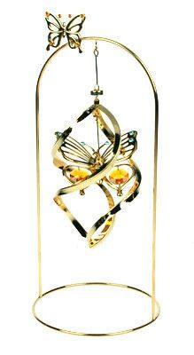 Декоративная композиция сваровски Бабочка