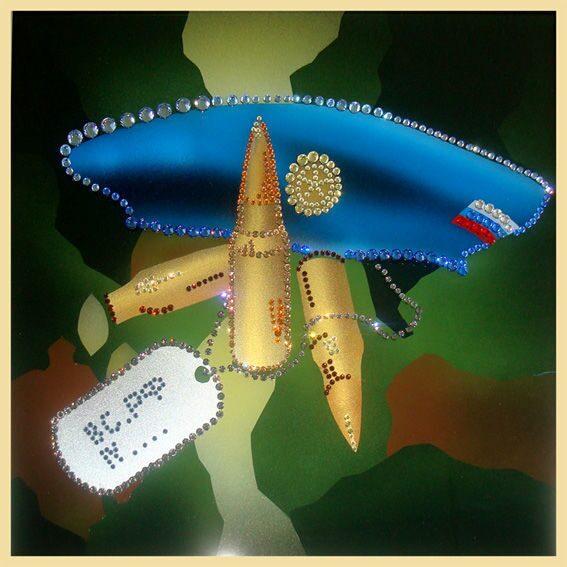 Военная символика россии история и современность подарок