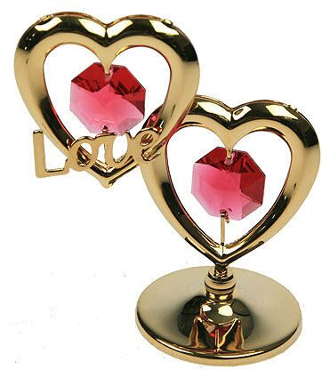 Декоративная фигурка сваровски  Сердце