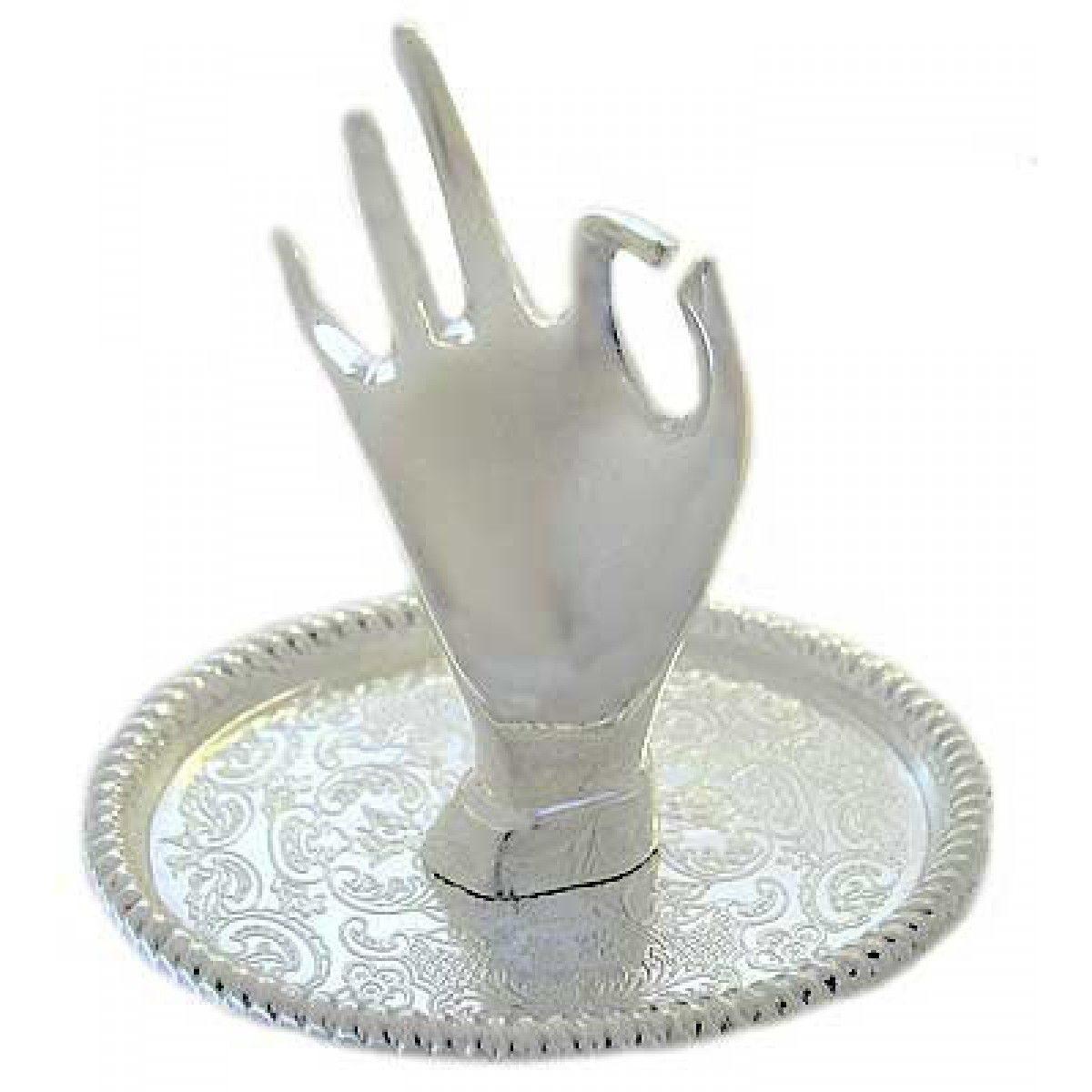 Подставка для колец Изящная рука