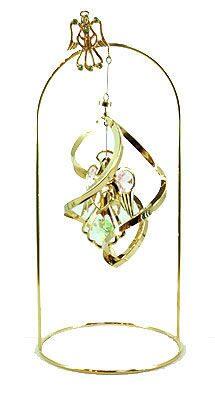 Декоративная композиция сваровски  Ангел