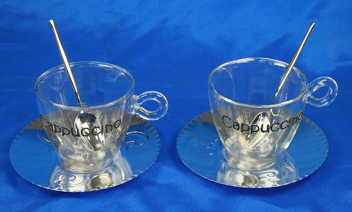 Подарочный набор Кофейный на 2 персоны La Caffe