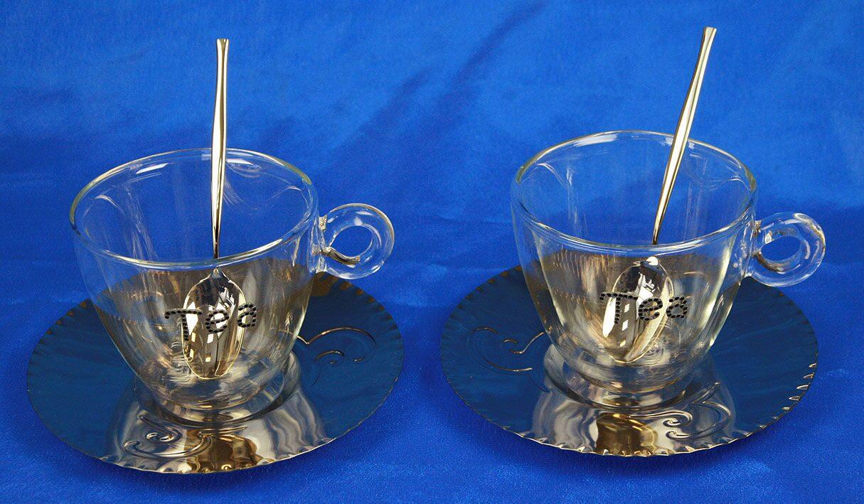 Подарочный набор на 2 персоны  Чайный