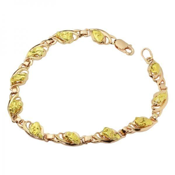 Золотой браслет Анна