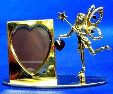 Фоторамка с кристаллами Swarovski Маленькая фея