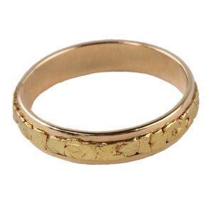 Кольцо обручальное Любея