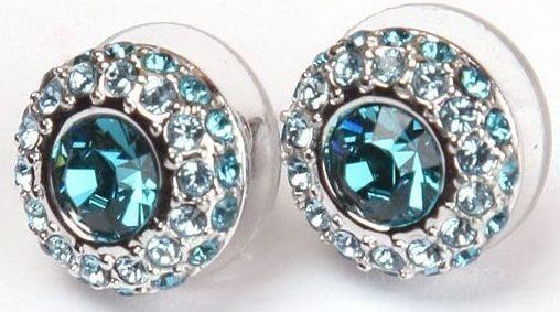 Гвоздики с кристаллами сваровски  Кабашон Омния