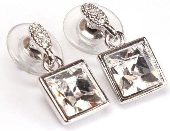 Гвоздики с кристаллами Swarovski  Мечта, квадратные
