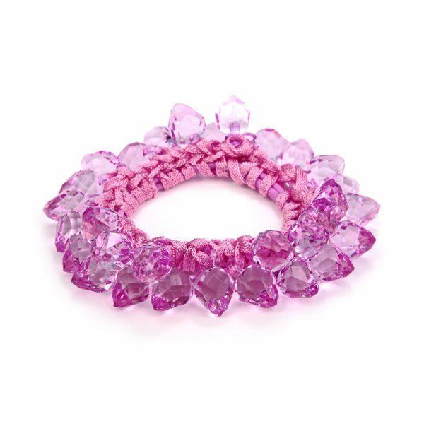 Резинка для волос Фиолетовое чудо
