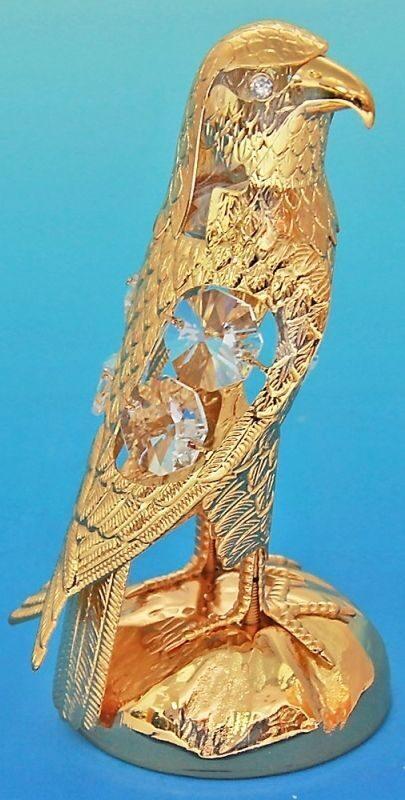 Фигурка с кристаллами сваровски Орел