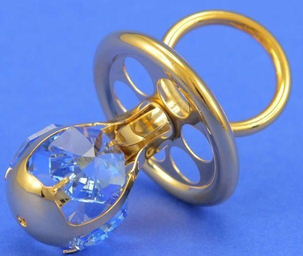 Фигурка с кристаллами Swarovski Соска