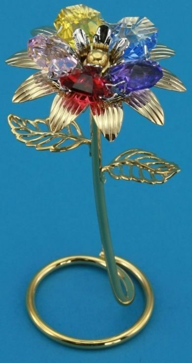 Фигурка сваровски Цветик семицветик
