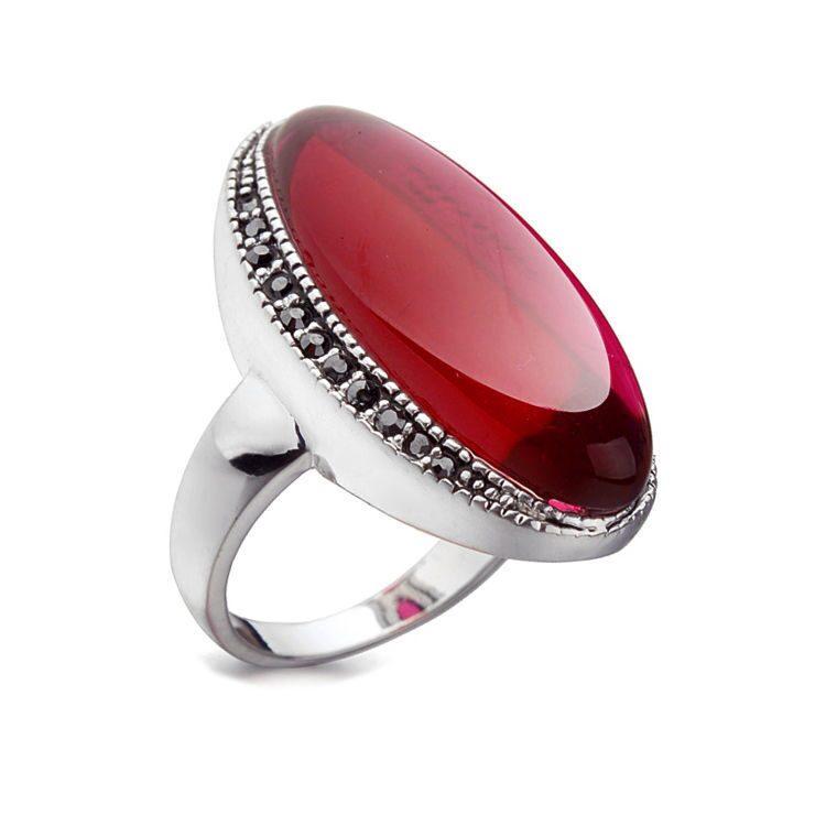 Кольцо с кристаллами Swarovski Пенелопа