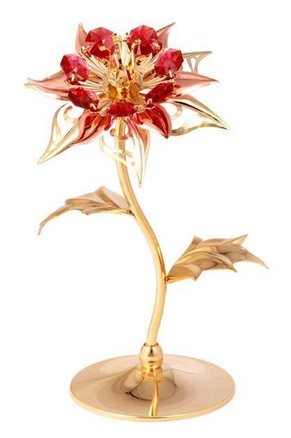 Фигурка декоративная Аленький цветочек
