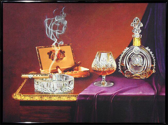 Картина с кристаллами Swarovski Мужской набор