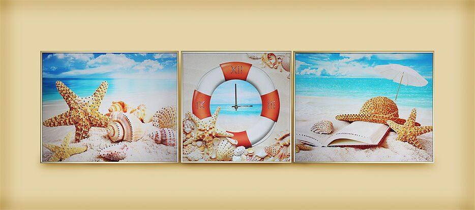 Картина с кристаллами Swarovski  Композиция Время отдыхать