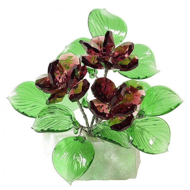 Букет цветов на мраморе Виноградный