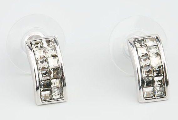 Гвоздики с кристаллами сваровски  Миниквадраты