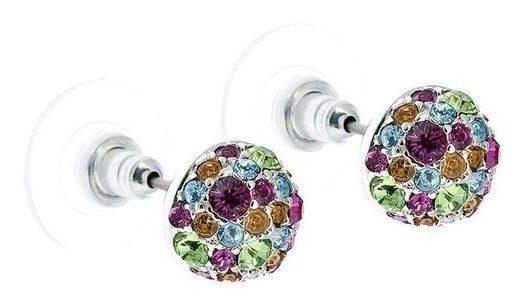 Гвоздики с кристаллами Swarovski  Кабашон, маленькие.