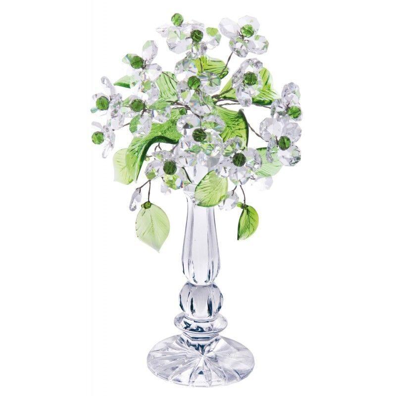 Хрустальный букет цветов Ландыши