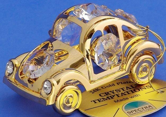 Фигурка Swarovski  Автомобиль жук